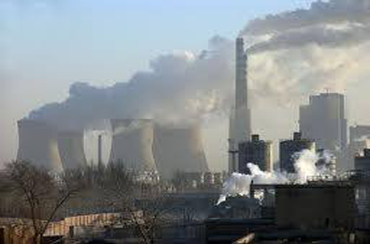 загрязнение от газовой котельной