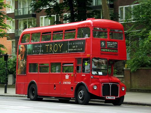 Автобусные туры в британию